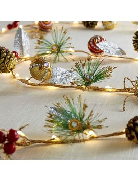 10' Winter Wreath Glimmer Strings® by Pier1 Imports