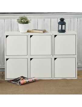 Way Basics Connect Cube Unit Bookcase & Reviews by Way Basics