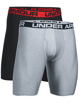 Men's 2 Pack Boxerjock® Boxer Briefs by Under Armour