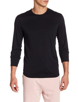 Powerdry Long Sleeve Crew Neck Shirt by Reigning Champ