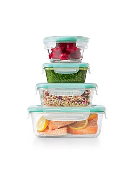 Oxo Good Grips Smart Seal Container 12 Piece Glass Container Set by Oxo