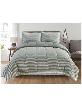Winston Porter Losh Reversible Comforter Set by Winston Porter