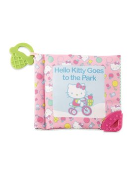 Hello Kitty Baby Crinkle Book (Discontinued By Manufacturer) by Hello Kitty
