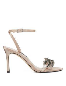 Jamielee Embellished Sandals by Nine West