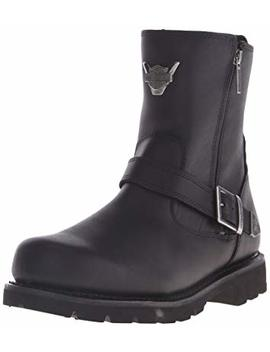 Harley Davidson Men's Flagstone Mid Height Engineer by Harley Davidson