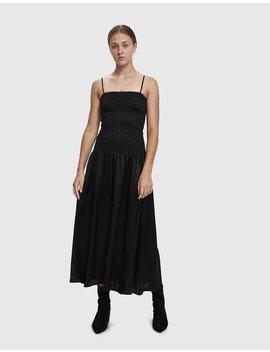 Felicity Smocked Dress by Maryam Nassir Zadeh
