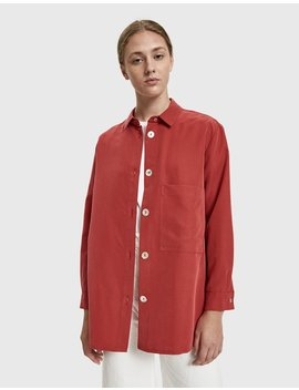 Tuca Button Up Shirt by Paloma Wool