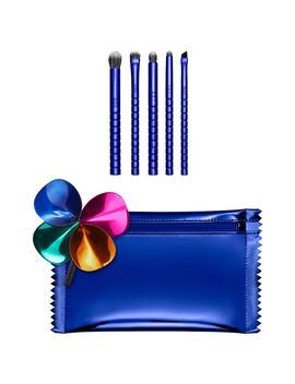 Mac Shiny Pretty Things Eye Brush Kit by Mac Cosmetics