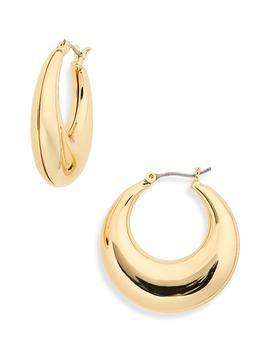 Graduated Hoop Earrings by Halogen®