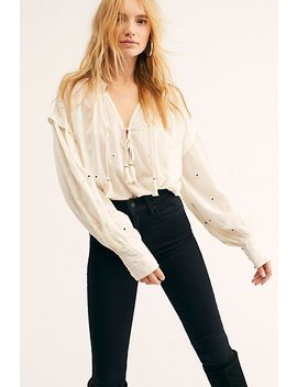 Shine Bright Blouse by Free People