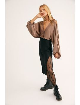Midnight Vibes Blouse by Free People