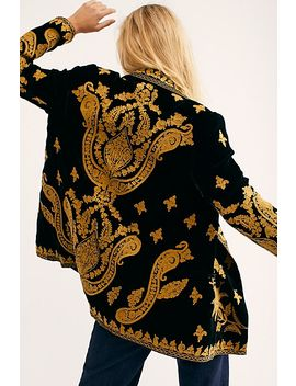 Magic Carpet Blazer by Free People