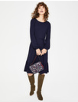Holly Jersey Dress by Boden