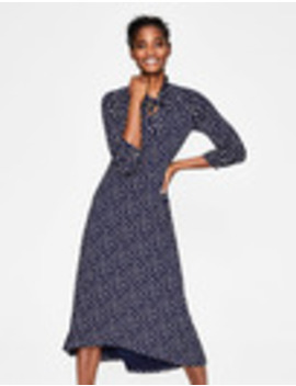 Rosa Jersey Midi Dress by Boden