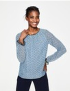Ivy Jersey Top by Boden