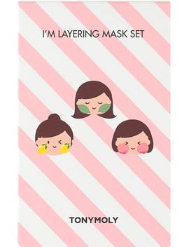 I'm Layering Sheet Mask Set by Tonymoly