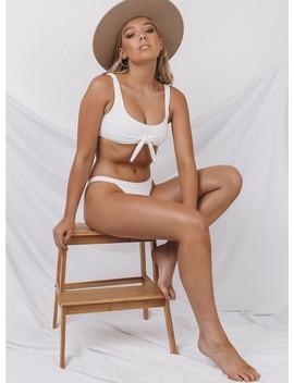 Twiin Shady Tie Front Bikini by Twiin