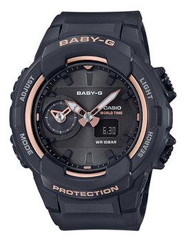 Women's Analog Digital Black Resin Strap Watch 42.9mm by Baby G
