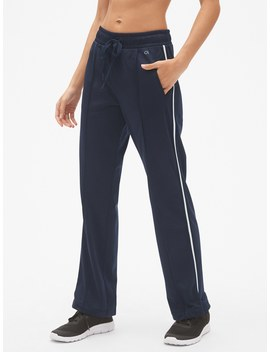 Gap Fit Stripe Track Pants by Gap