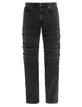 Mid Rise Tiered Jeans by Y/Project