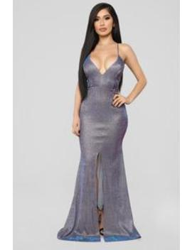 I Could Fall In Love Maxi Dress   Purple by Fashion Nova
