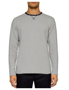 Sherbut Striped Long Sleeve Tee by Ted Baker