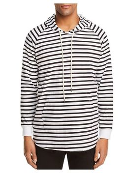 Balos Striped Hoodie by Kinetix