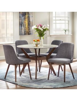 Carson Carrington Tornio Round Dining Set by Generic