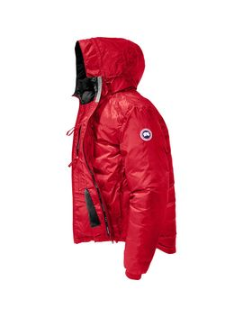 Lodge Down Hooded Jacket   Men's by Canada Goose