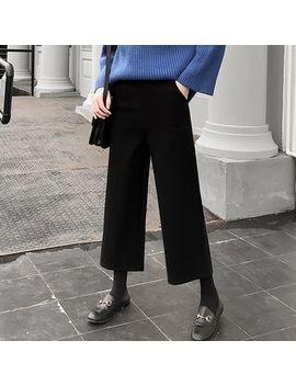 Nyssa   Wide Leg Crop Pants by Nyssa