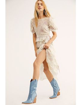 Tahoe Western Boot by Free People
