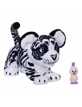 Fur Real Roarin' Ivory, The Playful Tiger Interactive Plush Toy, 100+ Sound & Motion Combinations, Ages 4 & Up (Amazon Exclusive) by Fur Real