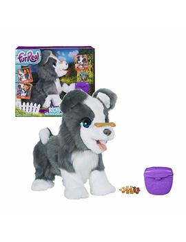 Fur Real Friends Ricky, The Trick Lovin' Interactive Plush Pet Toy, 100+ Sound And Motion Combinations, Ages 4 And Up by Fur Real