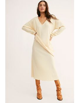 Lazy Daze Hacci Skirt Set by Free People