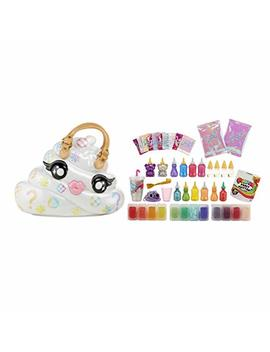 Poopsie Pooey Puitton Slime Surprise Slime Kit & Carrying Case by Poopsie