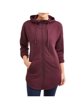 Athletic Works Quilted Jacket by Athletic Works