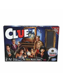 Hasbro Clue Game by Hasbro