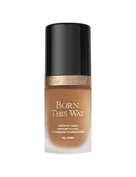 Too Faced Born This Way Foundation, Caramel by Too Faced