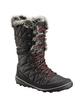 Women's Heavenly™ Camo Omni Heat™ Boot by Columbia Sportswear