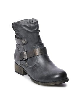 So® Holl Women's Ankle Boots by So