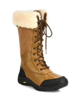 Adirondack Tall Shearling Lace Up Boots by Ugg Australia