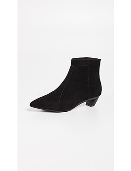 Mistress Point Toe Booties by Jeffrey Campbell