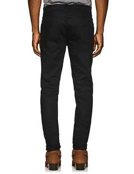 Classic Skinny Jeans by Saint Laurent