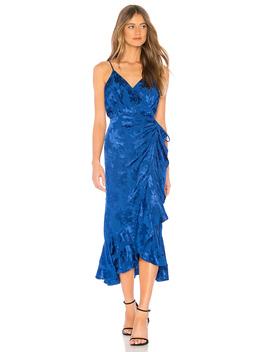 Albany Midi Dress by Majorelle