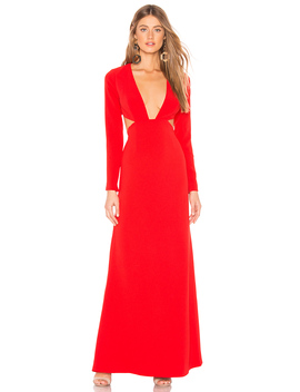Tessa Gown by Lovers + Friends
