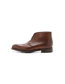 Plimico Leather Chukka Boots by Loake 1880
