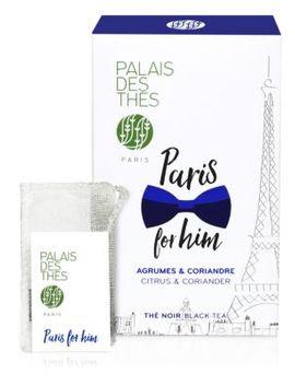 Paris For Him Citrus & Coriander Black Tea by Palais Des Thes