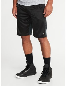 Go Dry Mesh Basketball Shorts For Men   10 Inch Inseam by Old Navy