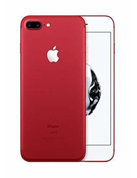I Phone 7 Plus, Red, 128 Gb, Uk (Refurbished) by Apple