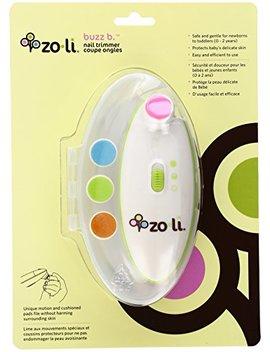 Nail File Zoli (Nail Care Set) Ni 30006, Multi Color, by Zo Li